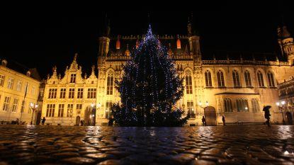 In Brugge denken ze nu al aan kerst: stadsbestuur investeert in extra én betere kerstbomen