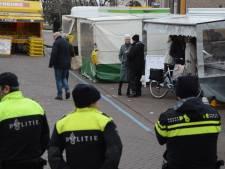 Rustige markt in Nieuwkoop na dreigement met schietdrama