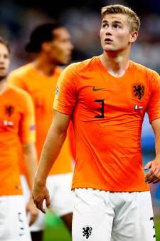 LIVE | Oranje met zelfde elftal als tegen Duitsland