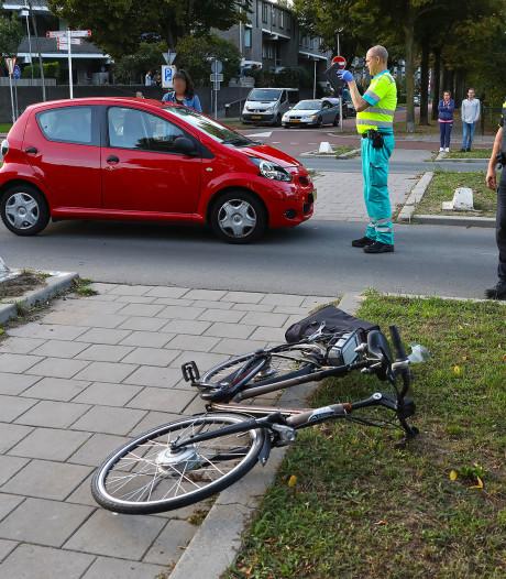 Weer ongeluk op beruchte kruising met fietsstraat in Oss