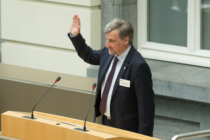 Wilfried Vandaele (N-VA) assurera le discours d'ouverture.