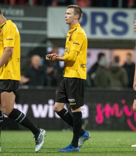 FC Groningen doet rode lantaarn over aan NAC