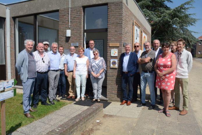 Lions Club Wetteren steunt Deelpunt.