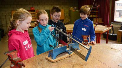 Is uw kind gebeten door technologie? Schrijf hem of haar in voor de Junior Techniekacademie!
