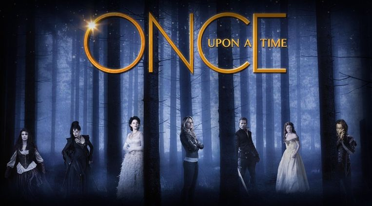'Once Upon A Time' stopt ermee.