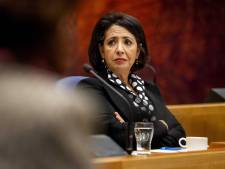Kamervoorzitter Khadija Arib ontvangt Prinsjesprijs 2020