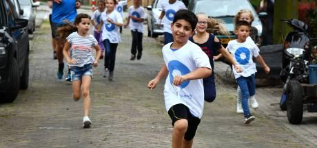 Eerste Mandaloop in Tiel brengt ruim 2.000 euro op