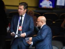 """La Pro League """"prend acte"""" des déclarations de Bart Verhaeghe concernant la BeNeLiga"""