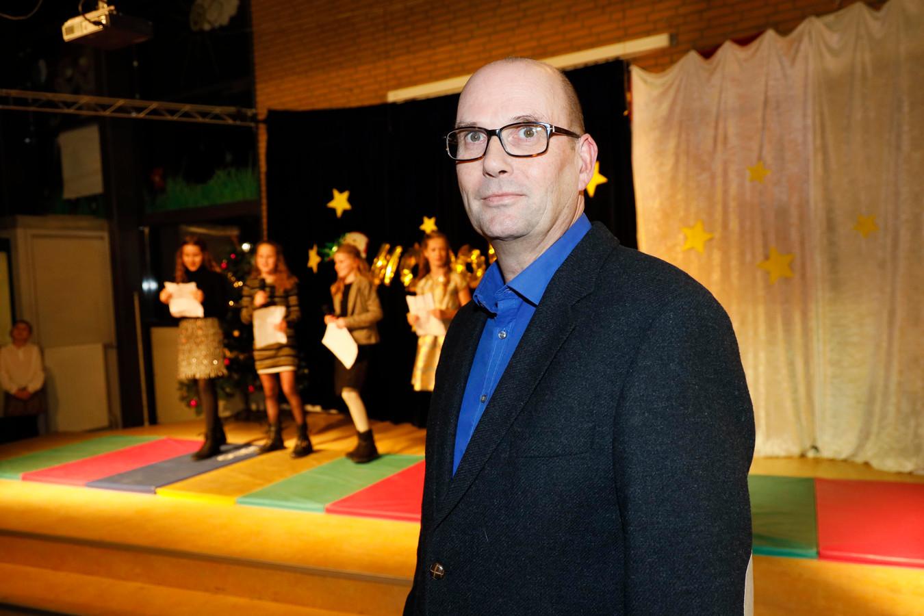 Directeur Vincent Scholte.