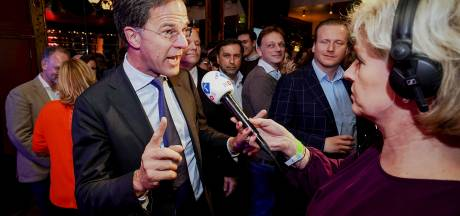 Rutte heeft uitslag goed begrepen: 'Werken aan breed draagvlak'