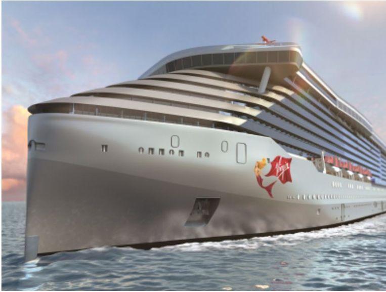 Enkel 18-plussers zullen kunnen meevaren op de nieuwe cruiseschepen van Virgin.