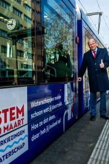 Toon van der Klugt nieuwe dijkgraaf Schieland en de Krimpenerwaard