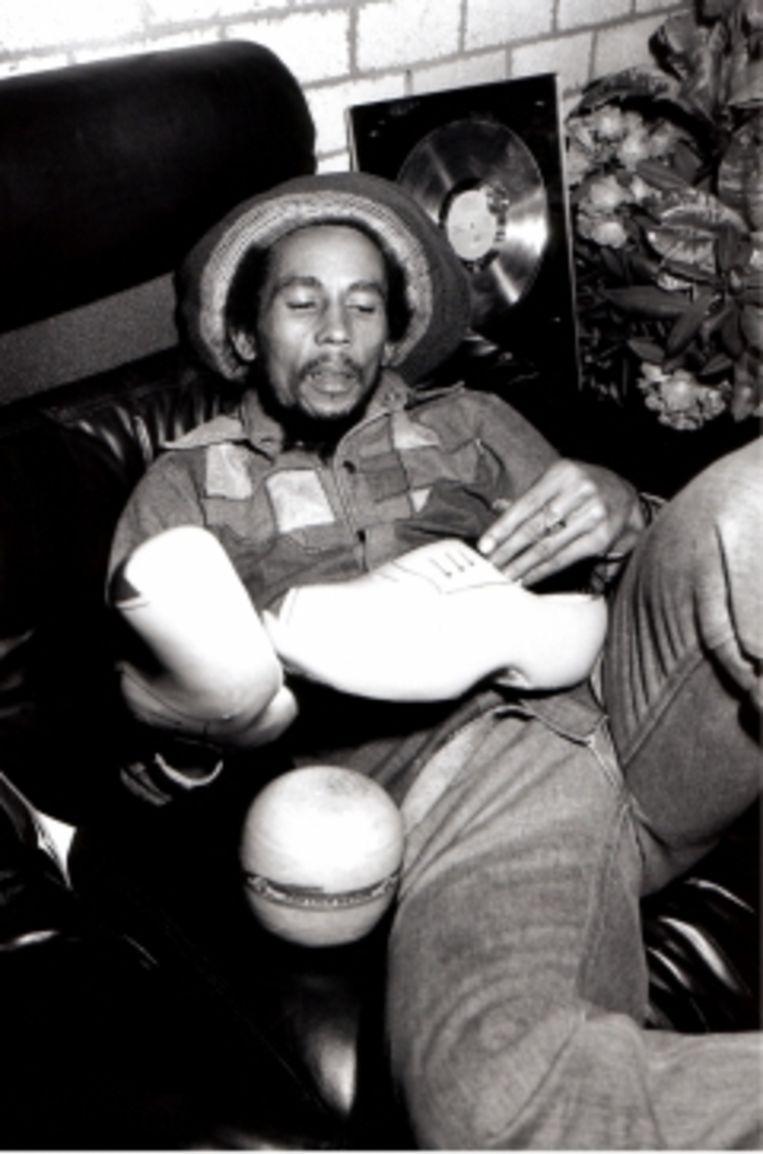 'Voor Bob was marihuana een sacrament. Hij hield niet van mensen die gewoon voor de fun rookten.' Beeld