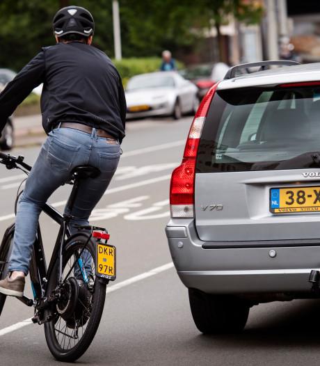 Onrust onder fietsers in Vlijmen: 'Er vallen slachtoffers als de plannen doorgaan'