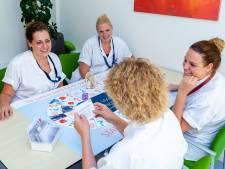 Tilburgse verpleegkundigen gaan spelend hun kennis van kanker opkrikken