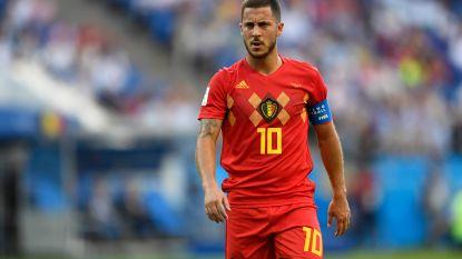 """Onze Chef Voetbal over de agressieve taal van de Tunesiërs: """"Laat één ding duidelijk zijn: ne touchez pas à Hazard!"""""""