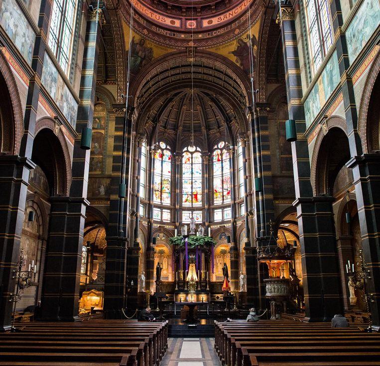 De Nicolaas Basiliek Beeld Mats Van Soolingen