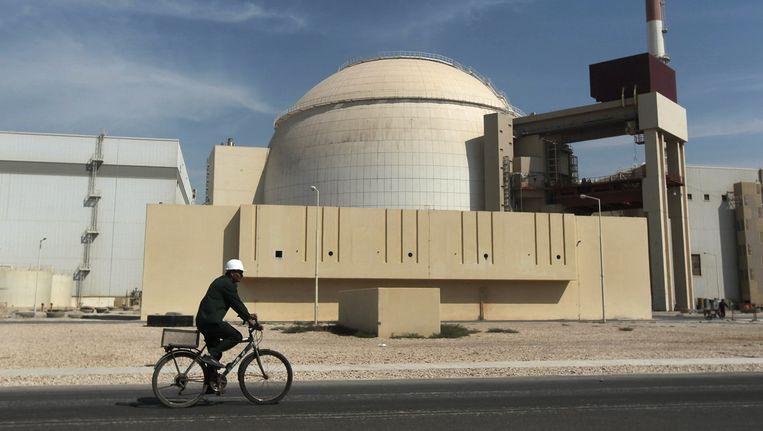 Een kernreactor in Iran. Beeld AP