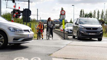 Fietsen tussen Lokeren en Zele kan opnieuw via Nieuwe Straat