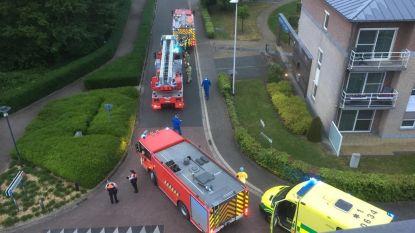 Brandweer voorkomt erger in Zonhovense serviceflat De Parel
