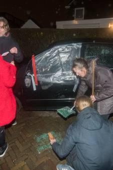 Slachtoffer vandalisme in Zuilen: 'Na de frustratie zijn we nu blij dat gemeente ons helpt'