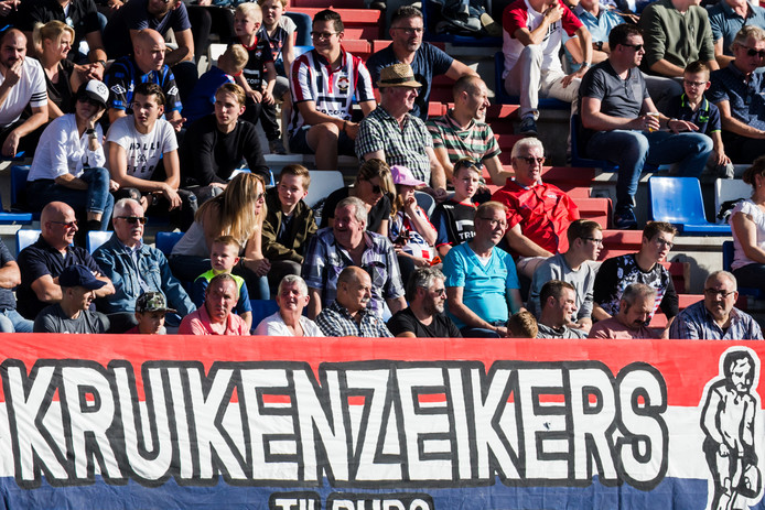 Willem II-supporters.