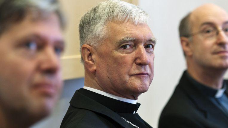 Bisschop Antoon Hurkmans Beeld ANP