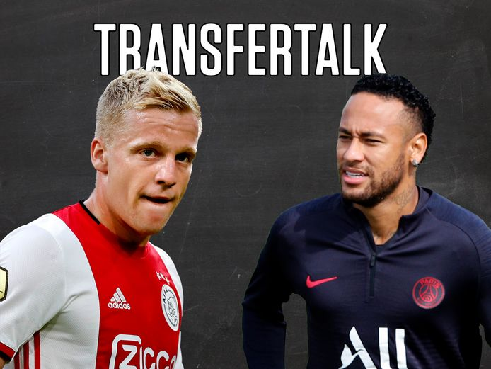 Transfertalk slot van de transferperiode