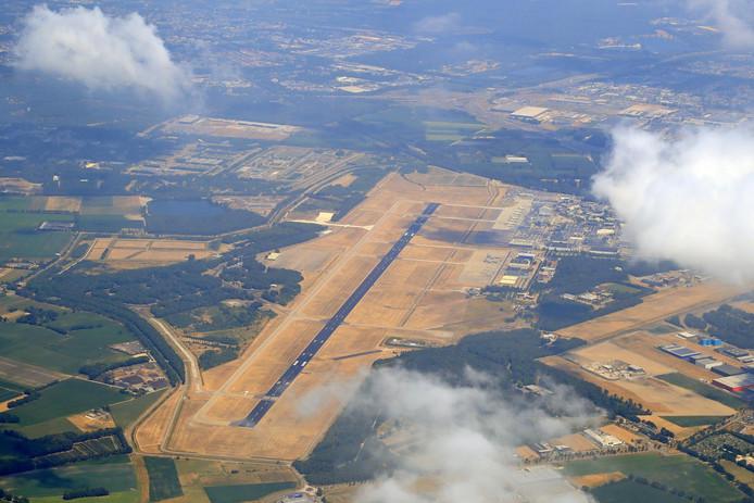 Eindhoven Airport, afgelopen zomer.