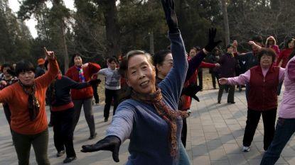 Dansende bejaarden riskeren boete in Peking