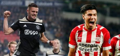 Eredivisie zit in een zorgelijke spagaat: overmacht van Ajax en PSV een ramp of een zegen?