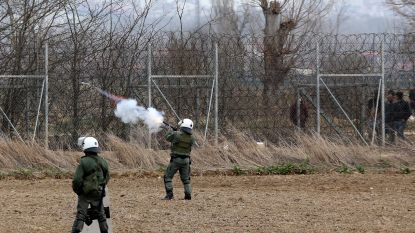 """""""Griekse grenspolitie schoot met scherp op migranten"""""""