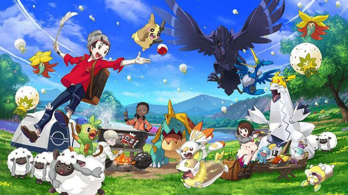 'Pokémon Sword & Shield Expansion Pass'