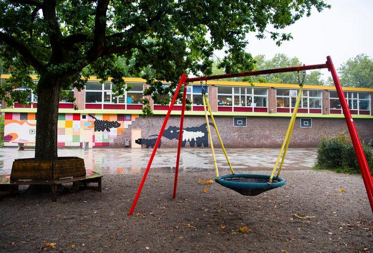 Basisschool De Wieken in Nijmegen. Beeld ANP