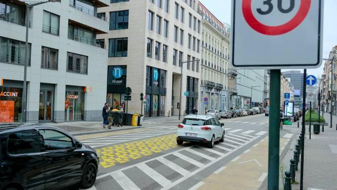Zone 30 in alle steden? Ruim helft Belgen is géén voorstander
