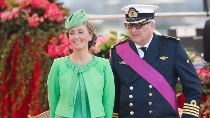 """Prins Laurent: """"Pas als mijn vzw die miljoenen terugkrijgt, kan ik m'n vrouw inschrijven bij het ziekenfonds"""""""