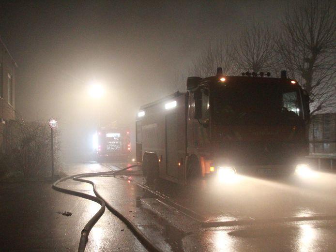 Alweer brand bij Foronex