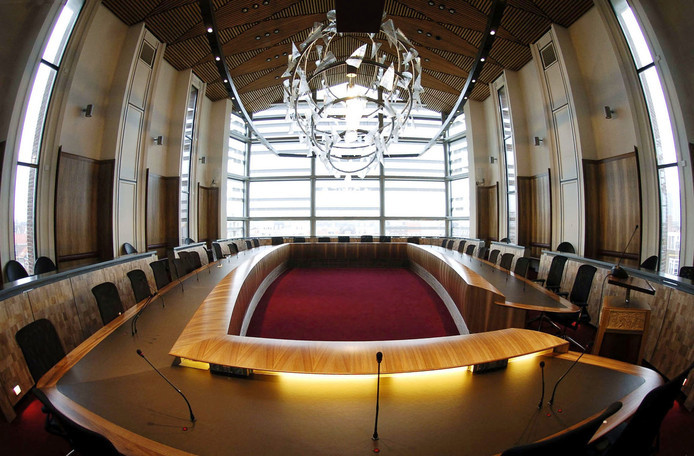 Raadszaal gemeente Vlissingen