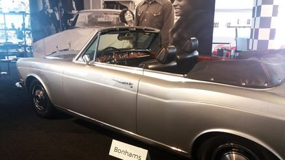 Rolls-Royce van Muhammad Ali geveild voor 120.000 euro in Knokke