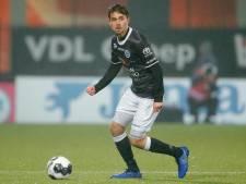 Scheenbeenbreuk voor FC Den Bosch-verdediger Mats Deijl
