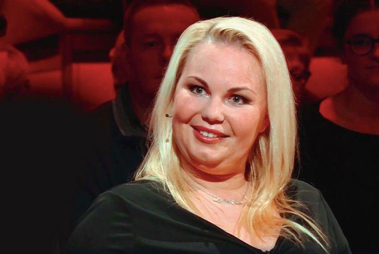 """Lesley-Ann woog tien maanden geleden 95 kilo toen ze bij 'Van Gils & Gasten' zat. """"Mensen met overgewicht krijgen te maken met commentaar en vooroordelen. Dat is net zo onrechtvaardig dan wanneer een vrouw voor eenzelfde job minder betaald krijgt dan een man."""""""