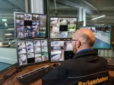Benzinedieven vinden dode hoek in parkeergarage Harderwijk