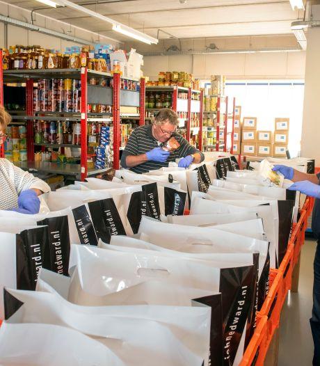 Voedselbank in Harderwijk heeft zelf ook een boodschappenlijstje