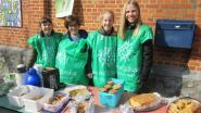 Basisschool verkoopt cake voor Broederlijk Delen