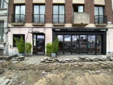 Van pech gesproken: net wanneer restaurant Amigo mag heropenen, gooit Telenet het terras open