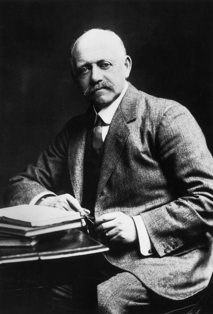 Aannemer William Willett (1850 - 1915)
