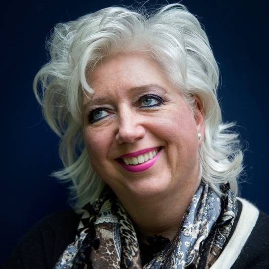 Alexandra Peperkamp, voorzitter van het Brabants Muziek-Theater.