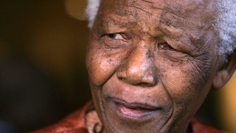 Nelson Mandela Beeld reuters