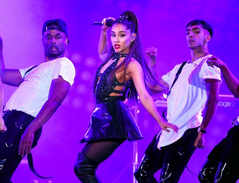 Ariana Grande is de populairste zangeres op YouTube.
