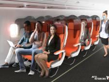 Nos futurs voyages en avion ressembleront-ils à ça?